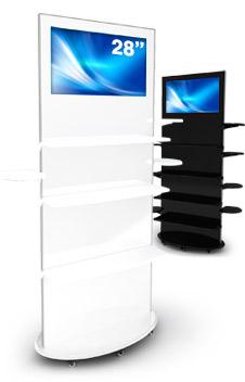 digital kiosk lamina28