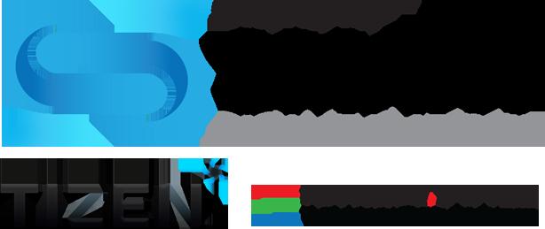 samsung smart signage logo