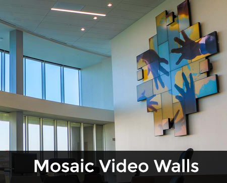 Mosaic Video Walls 1