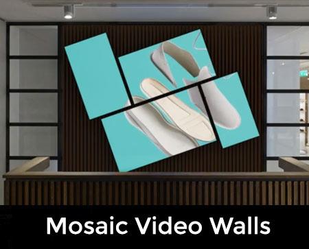 Mosaic Video Walls 1