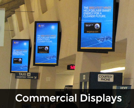commercial displays 1